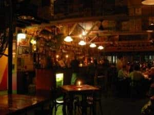 Cafe Pacifico, Sidney, Australia