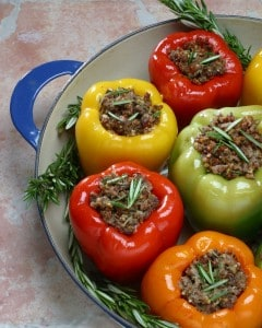 basque peppers