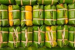 Banana Leaf Tamales