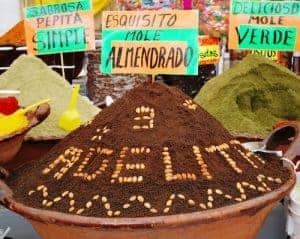 Almond Mole