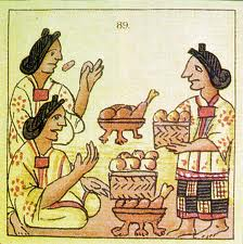 Dining with the aztecs for Ancient mayan cuisine