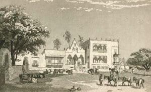 Hacienda (1843), by Frederic Catherwood