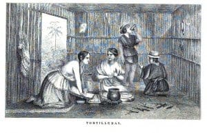 Early Tortilla-Making in Mexico