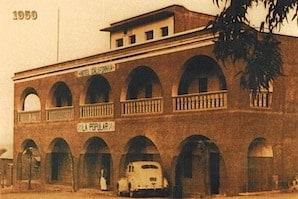 Hotel California, 1950