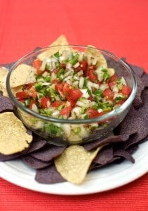 Lose the Chips; Keep the Salsa for Cooking