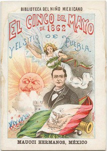 1901 Poster for Cinco de Mayo